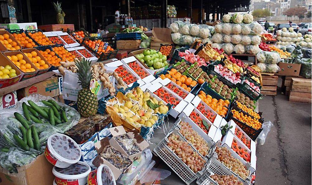 قیمت میوه در جنوب تهران، نرخ گذاری دو رقمی، میوه را از سبد خانوار کم درآمد حذف کرد