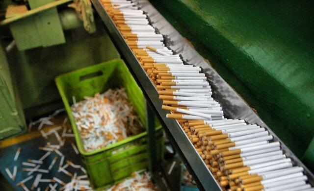 تولید سیگار در شرکت دخانیات ایران 3 برابر می شود