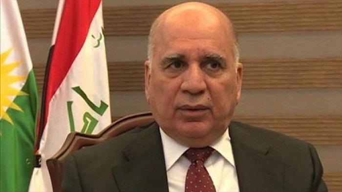تماس تلفنی وزیر خارجه عراق با همتایان عرب خود در پی حملات ترکیه