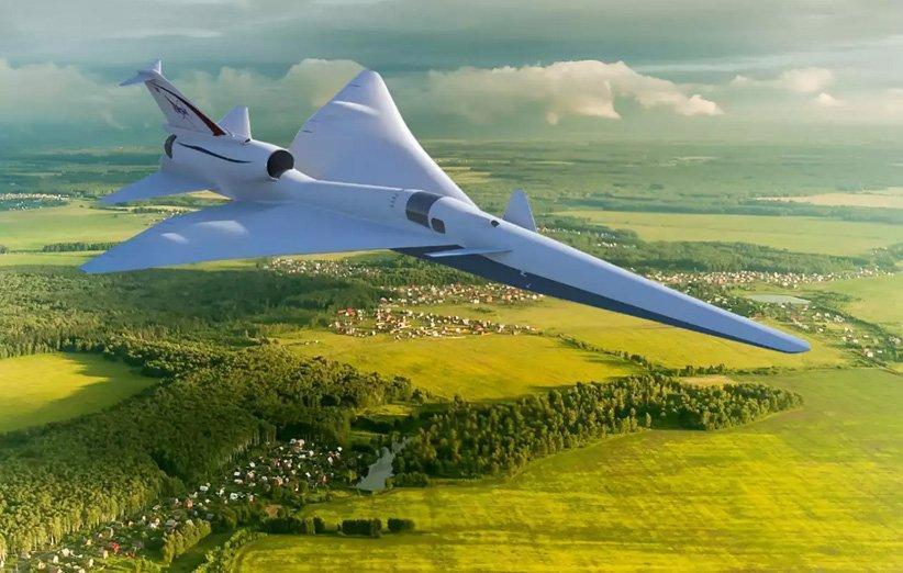 هواپیمای فراصوت ناسا سال آینده پرواز اولیه خود را انجام می دهد