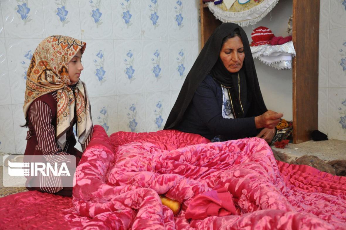 خبرنگاران ایجاد 76 صندوق خرد زنان روستایی در سیستان و بلوچستان توسط دولت تدبیر و امید