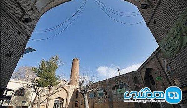 مسجدی که قسمتی از تاریخ اسلام در ایران را روایت می کند