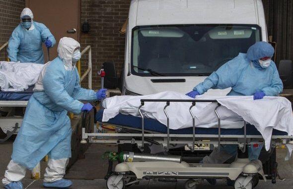 تلفات کرونا در آمریکا از مرز 178 هزار نفر گذشت ، 1200 کشته طی 24 ساعت
