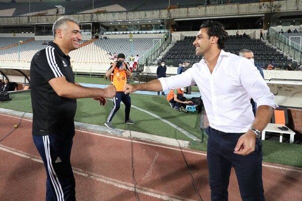 فرهاد مجیدی و ساکت الهامی در آستانه یک رکورد ماندگار در فوتبال