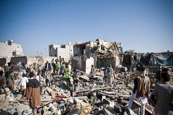 جنگنده های سعودی 3 استان یمن را به شدت بمباران کردند