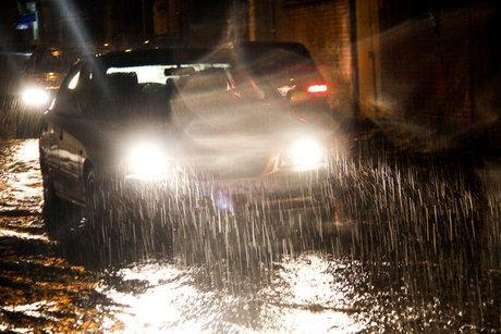 51 میلی متر بارش جدید در تابستان پرباران