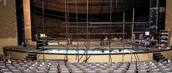 صحن اصلی تالار وحدت بهسازی شد ، به روزرسانی سیستم صوتی