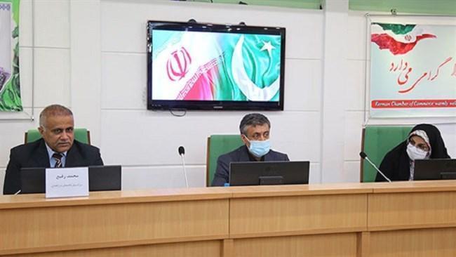 تجارت تهاتری ایران و پاکستان را پیگیری می کنیم