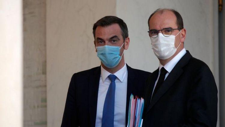 کرونا؛ یورش پلیس فرانسه به خانه وزیر بهداشت