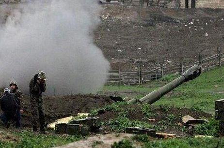 باکو: ارمنستان جبرئیل را مورد حملات خمپاره ای قرار داد!