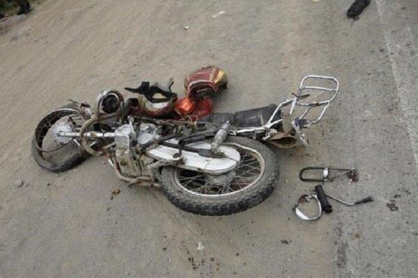 مرگ کودک 4 ساله پس از برخورد با موتورسیکلت