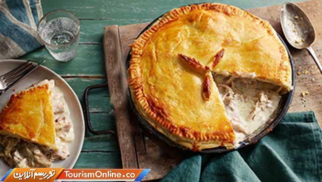 پای مرغ ، یک پیش غذای خوشمزه، شیک و آسان
