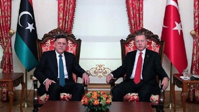 مذاکرات ترکیه و لیبی برای شروع عملیات اکتشاف نفت و گاز