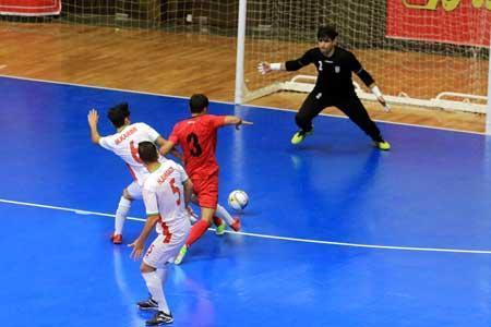 تاریخ دیدارهای تیم ملی فوتسال ایران در جام ملت های آسیا تعیین شد