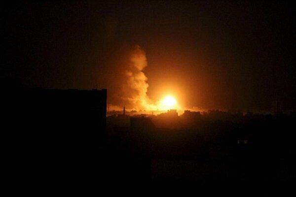 وقوع چند انفجار در مارب یمن