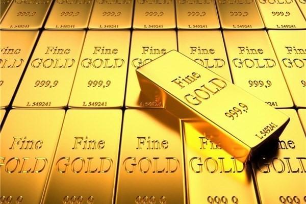 قیمت جهانی طلا به بالاترین رقم دهه اخیر رسید
