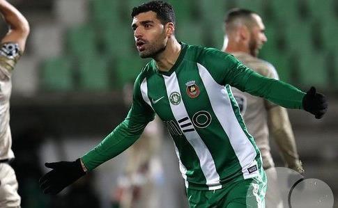 واکنش جالب طارمی به آقای گلی اش در لیگ پرتغال