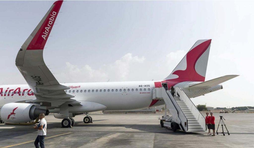 برقراری پرواز شیراز شارجه شیراز با هواپیمایی ایرعربیا