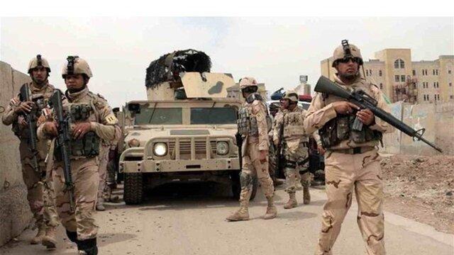 مشخص نیروهای ویژه برای حفاظت از منطقه الخضراء