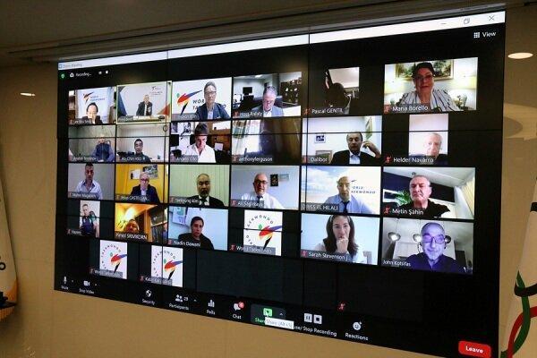کرونا دو رویداد رسمی تکواندو را به تعویق انداخت