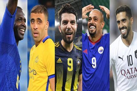 گل دیاباته، خلیل زاده و میرزایی؛ نامزد بهترین گل لیگ قهرمانان آسیا