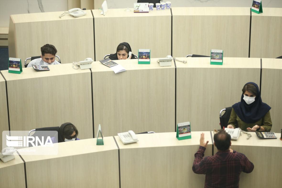 خبرنگاران سهم معامله شده در بورس سمنان افزایش یافت