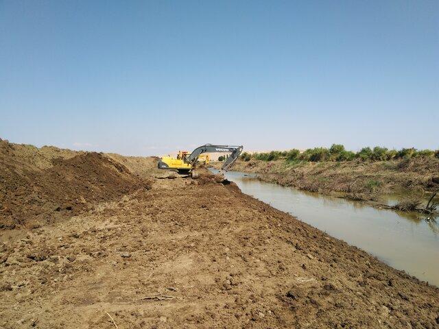 اولویت لایروبی در 8 هزار کیلومتر از رودخانه های استان کرمان