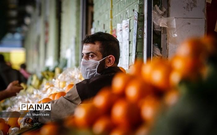 میادین میوه و تره بار تهران روز شنبه تا ساعت یک باز هستند
