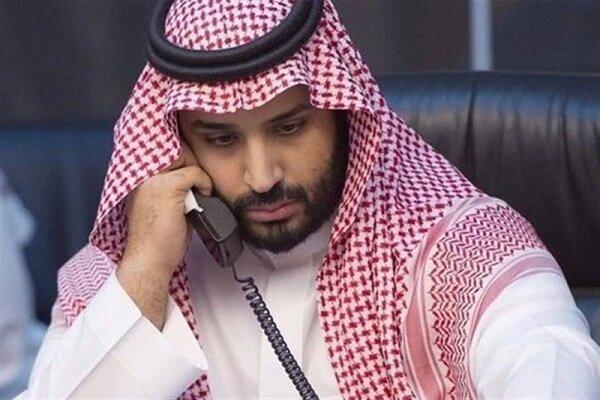 گفتگوی تلفنی رئیس جمهور روسیه با رئیس جمهور روسیه