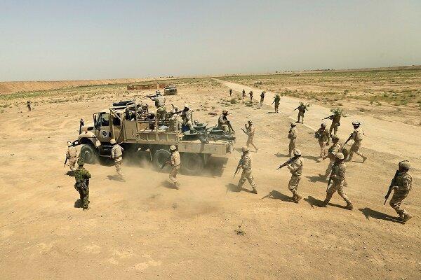عملیات ضد تروریستی ارتش عراق، بازداشت 2 عنصر تکفیری تحت تعقیب