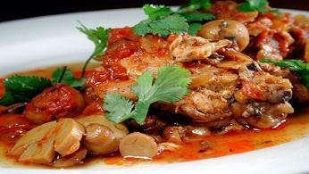 طرز تهیه مرغ بلغاری بسیار خوشمزه در فر و بدون فر