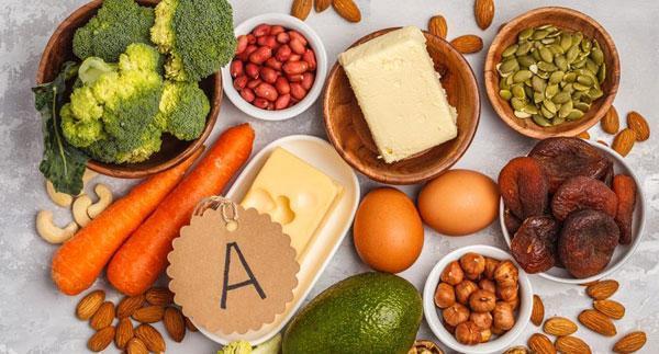 منابع ویتامین A در چیست؟