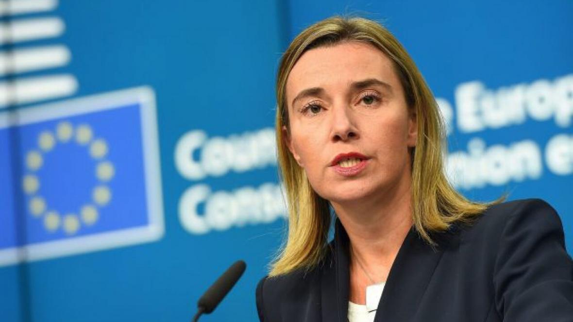 خبرنگاران ابراز امیدواری موگرینی برای بازگشت بایدن به برجام