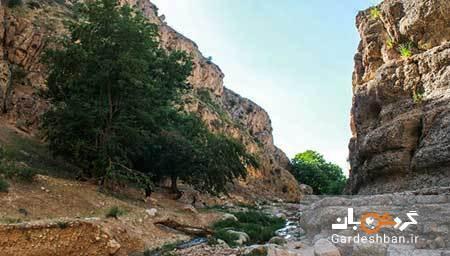 آبشار حمید؛ از زیباترین آبشارهای خراسان شمالی، عکس