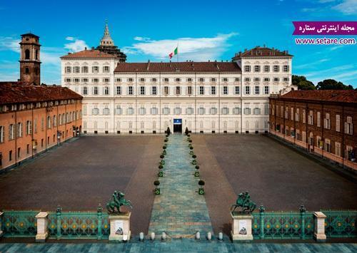 نگاهی به جاذبه های گردشگری تورین ایتالیا