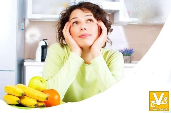 فواید شگفت انگیز این هفت میوه برای لاغرشدن