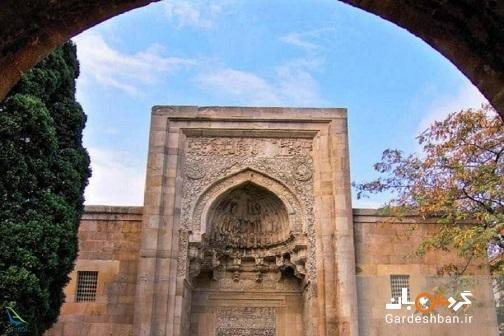 دروازه مراد؛از جاذبه های تاریخی باکو