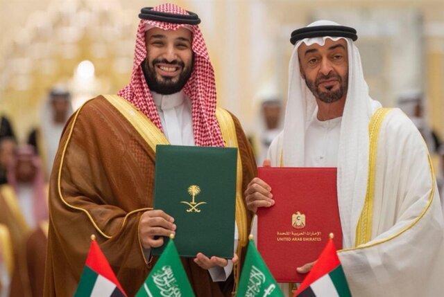 اختلافات عربستان و امارات بر سر مدیریت پرونده اطلاعاتی یمن
