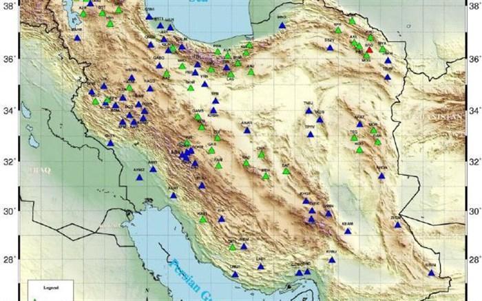 ایران در آبان 99 بیش از 1000 بار لرزید