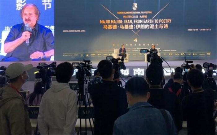 بازتاب نمایش خورشید و صحبت&zwnjهای مجیدی در چین