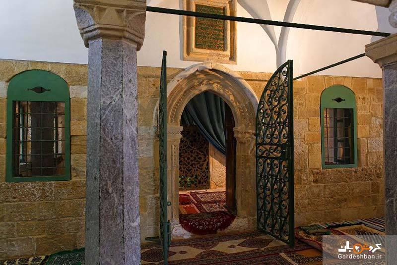 آرامگاه دایه حضرت رسول در مسجد خاله سلطان
