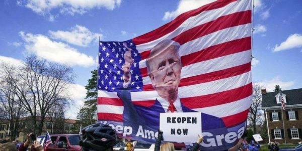 اعتقاد جمهوریخواهان به تقلب در انتخابات آمریکا