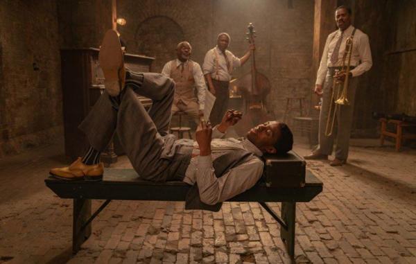 همه چیز درباره فیلم بلک باتم ما رینی؛ آخرین نقشآفرینی چادویک بوزمن