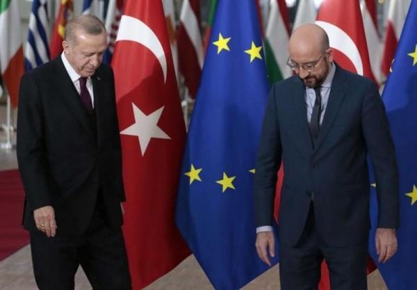 گزارش، لیست بلند اختلافات ترکیه و اتحادیه اروپا؛ آیا تحریم در انتظار آنکارا است؟