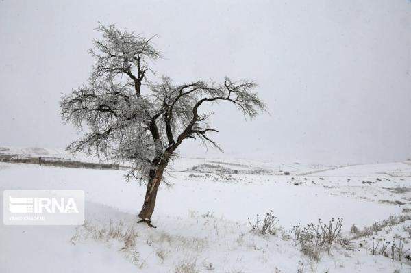 خبرنگاران برف جهت سه روستای دهدز را مسدود کرد