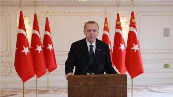 اردوغان: 2021 سال اصلاحات برای ترکیه خواهد بود