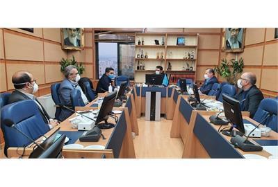 بازدید دبیر شورای اجرایی فناوری اطلاعات از سامانه جامع و هوشمند بخش تعاونی
