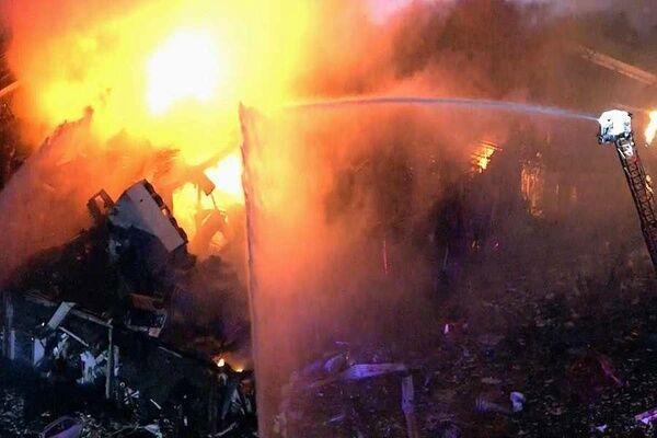 خبرنگاران انفجار در کارخانه ترقه سازی هند 19 کشته بر جای گذاشت
