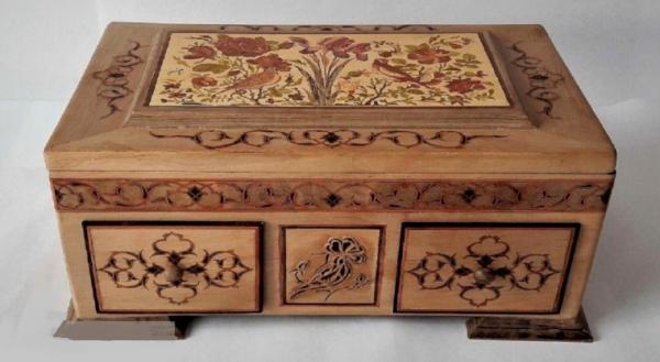 نمایشگاه صنایع دستی نگاره های چوبی برگزار می شود