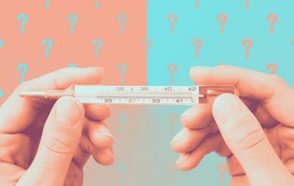 دمای طبیعی بدن؛ چه دمایی طبیعی و چه درجه ای نشان تب است؟